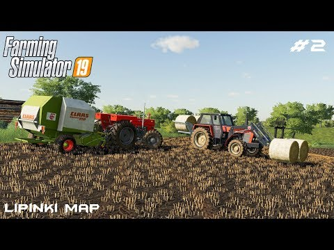 Baling | Small Farm | Farming Simulator 2019 | Episode 2