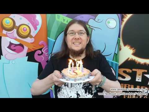 Deadstar Publishing 10th Birthday Celebration