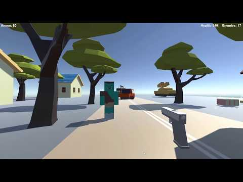COMPLETE COURSE - Create a Unity FPS in 3 Hours