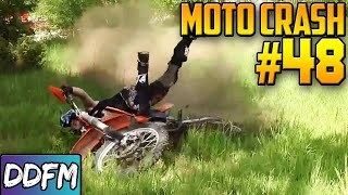 How Do Most Motorcyclists Crash? / Motorcycle Accident Review #48