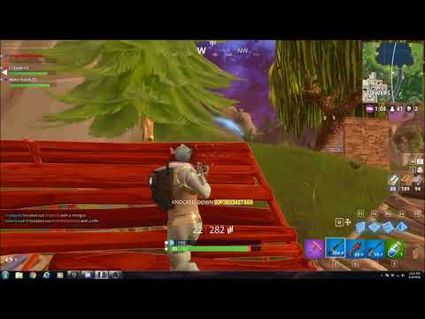 Fortnite Kill Montage Week 3 (Part 2) feat Andrew & Nic