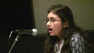Alankar School of Indian Classical Music - Oct 6th 2013 Concert - Baajere Mori Payal Jhananana