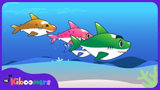 The Kiboomers! Here's Baby Shark! Baby Shark is a super fun sing along song for kids! ☆Get this song on iTunes: ...