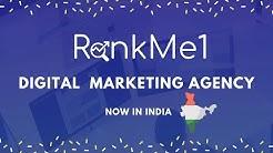 [ Top ] Digital Marketing Company in Hyderabad, India - RankMe1