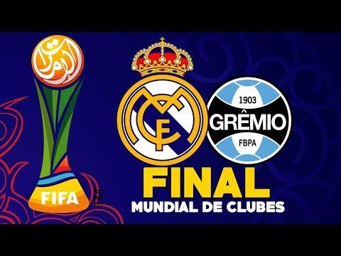 REAL MADRID vs. GREMIO | FINAL MUNDIAL DE CLUBES 2017 | ANÁLISIS-PREVIA-DATOS