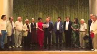 видео Всемирному клубу одесситов — 25 лет