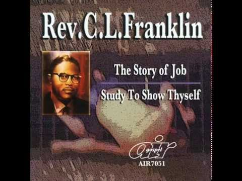 Rev.  C.  L.  Franklin  - The Story of Job