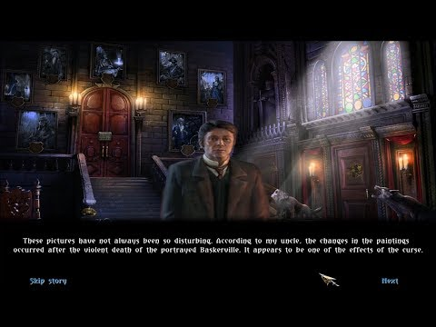 Sherlock Holmes and the Hound of the Baskervilles (Part 1): The Haunted Baskerville Hall |