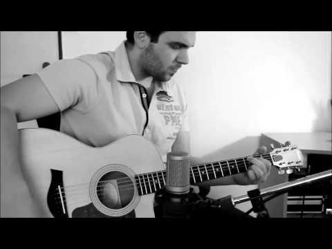 Enrique Iglesias - Hero (Acoustic cover by Pedro)