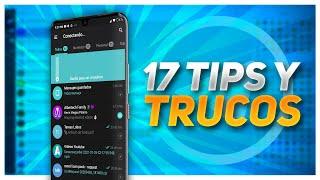 17 TIPS y TRUCOS para Telegram