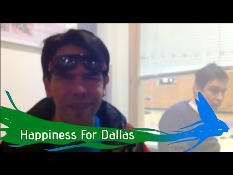 Dallas' OneStory on What Makes Him Happy!