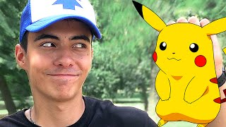 Pokemon GO: ОХОТА НА ПИКАЧУ