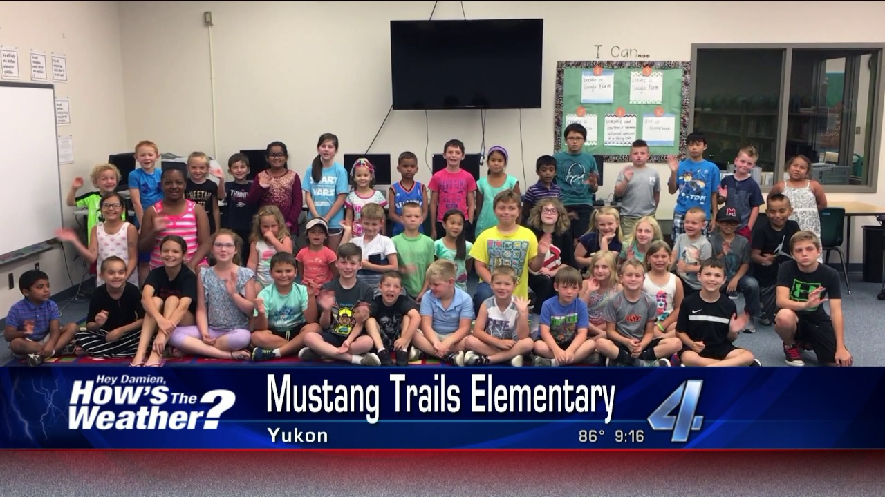 Mustang Trails Elementary Youtube