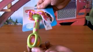 Погремушка Цветок Tiny Love обзор игрушек.