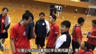 HC岡山 vs 日新製鋼 ・第4回日本ハンドボール選手権 中国地区大会 2018.11.25