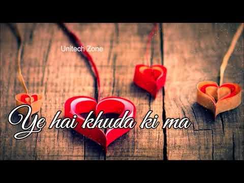 Ye Tera Mera Milna ❤    Female Version ❤    Old   Sad 😞   Love ❤   WhatsApp Status Video