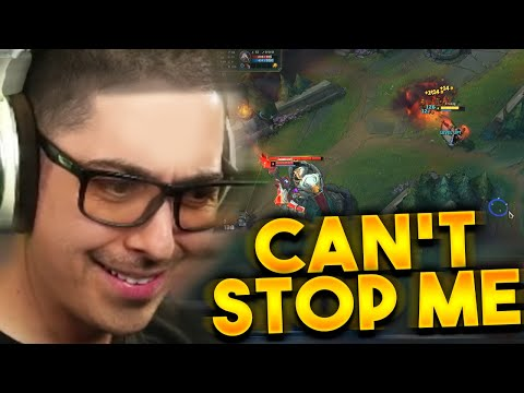 I'M PROXYING MID YOU CAN'T STOP ME!!!! @Trick2G 