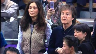 Paul McCartney appreciated Sumo in November 14,2013. HD version.