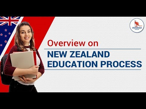 Overview on New Zealand Education Process