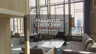 PARKROYAL COLLECTION Pickering, Singapore – COLLECTION Club Lounge