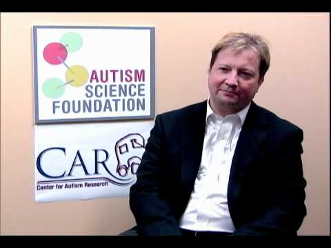 Dr  Timothy Roberts: Using Imaging to Measure Autism Treatment Response