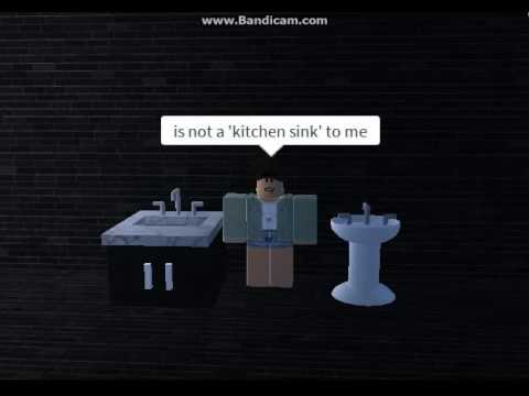 Kitchen Sink Roblox Id
