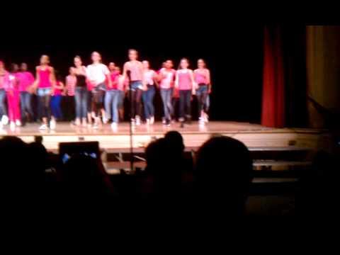MT HEBRON MIDDLE SCHOOL DANCE RECITAL VID2