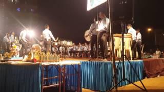 Manmohana tu raja swapnatala by shivanjali brass band,mothe shahad,kalyan....performer of the day