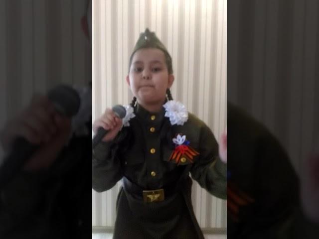 №1073 Кузнецова Кристина. Песня