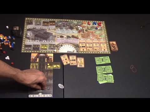 Matt's Boardgame Review Episode 187: Coal Baron