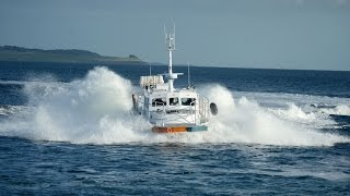 Shipsforsale Sweden, Ex Police vessel Harald B. Sold.