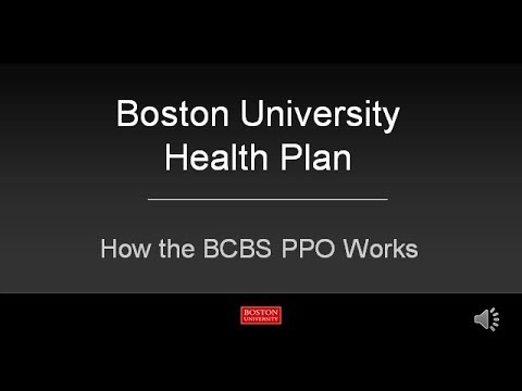 Blue Cross Blue Shield PPO | Human Resources