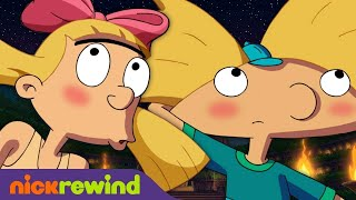 Did Arnold Love Helga All Along?! 😍 Hey Arnold! | NickRewind