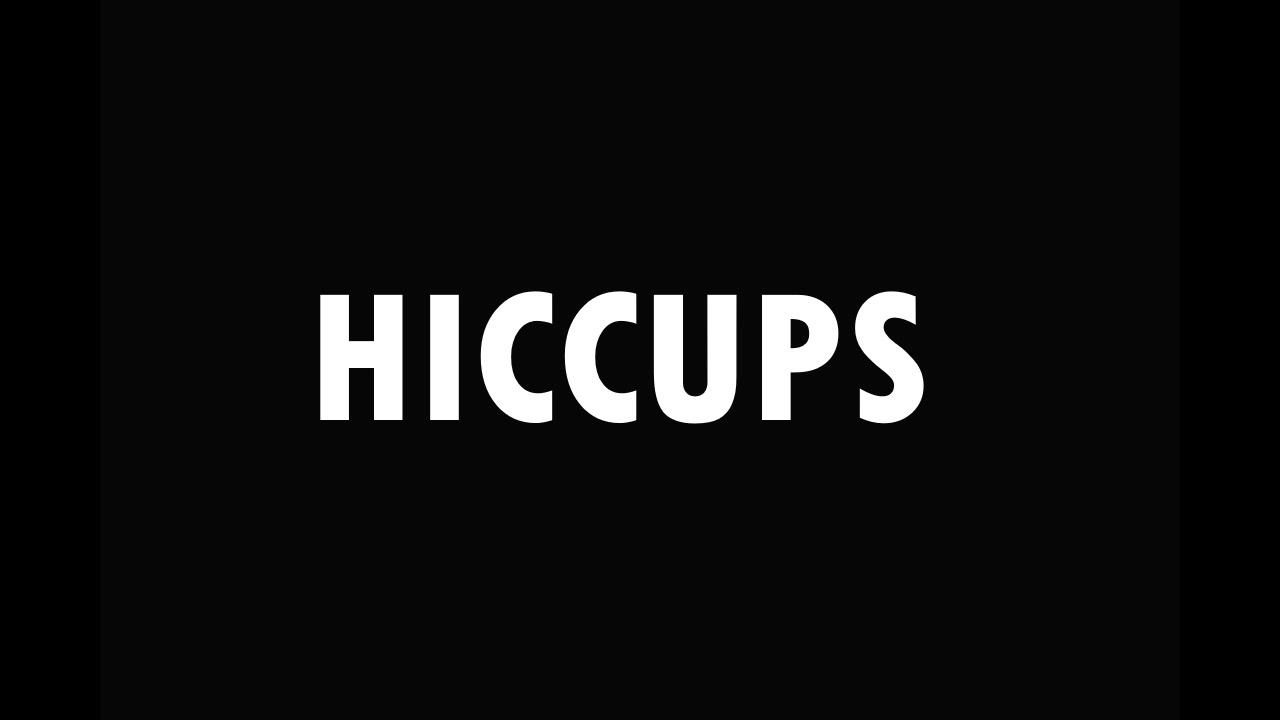 Hiccups Sound Effects FX - YouTube