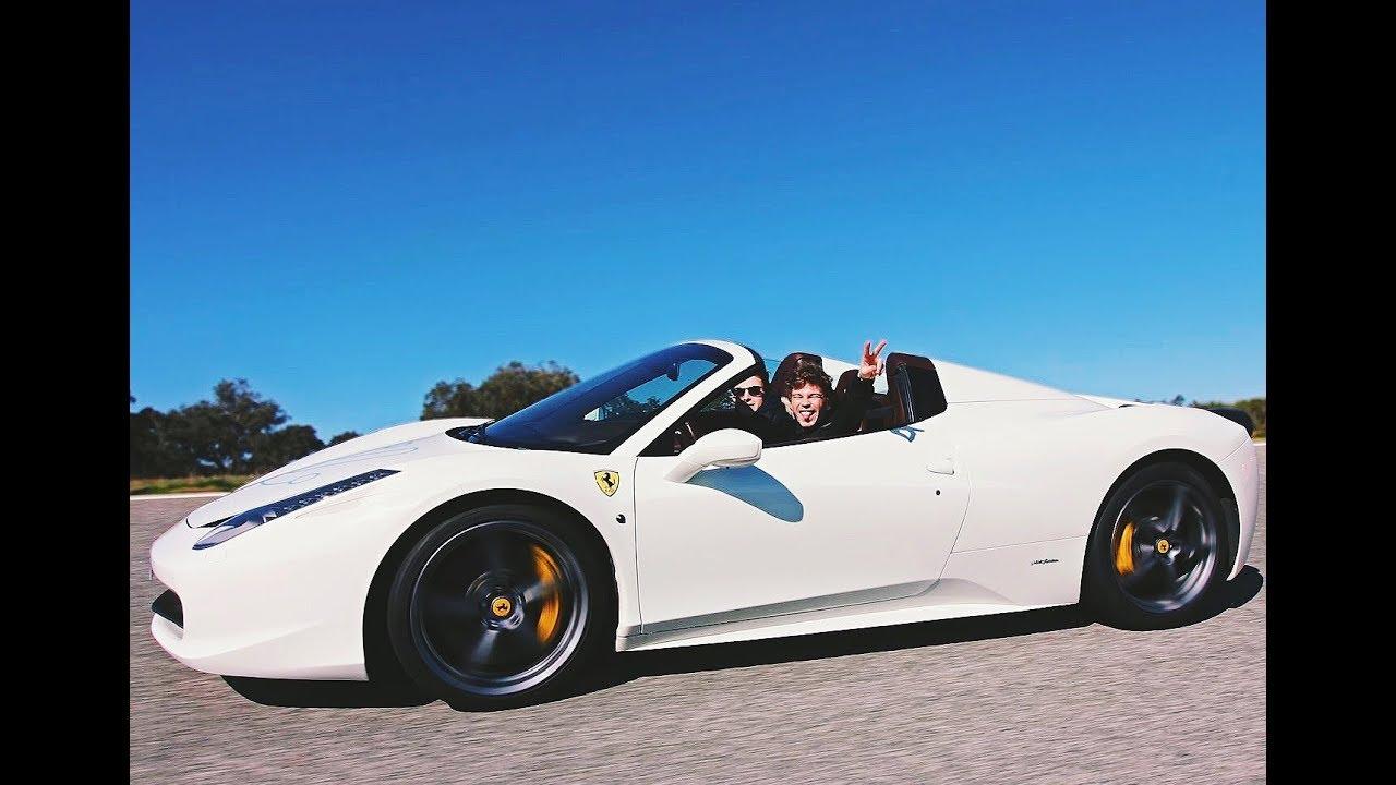 I Drove My DREAM CAR