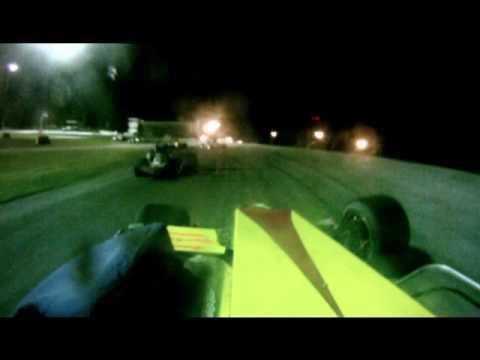 Mike McVetta Lorain County Speedway 7-5-14 MSA Supermodified