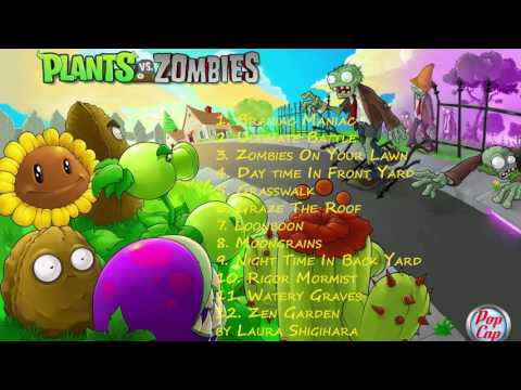 Original Soundtrack Plants vs Zombies - Laura Shigihara