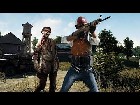 Geile Zombie-Mod 🎮 PLAYERUNKNOWN'S BATTLEGROUNDS
