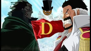 Garp and Dragon's Relationship | Garp's death | Rise to Rebellion - One Piece theory 904+