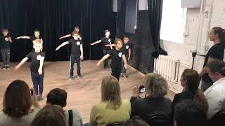 Итоговый урок, русская речь, сценическая хореография 22/12/2018