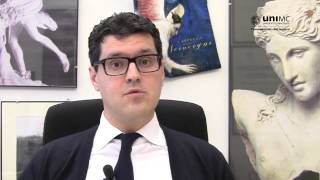 Riccardo Piccioni: moderati (ma non troppo...) - Università di Macerata