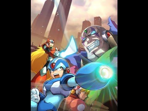 Mega Man All Bosses Part 2 (X Series)