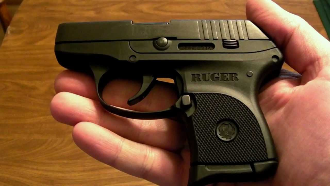 Ruger Lcp Issue