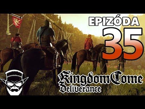 EXORCISTA JINDRA ! - Kingdom Come Deliverance / 1080p 60fps / CZ/SK Lets Play / # 35