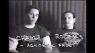 Watch Agnostic Front Public Assistance video