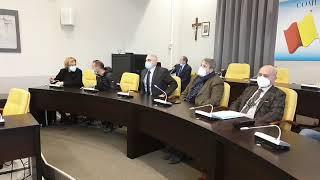 La conferenza sul depuratore del Porto di Termoli