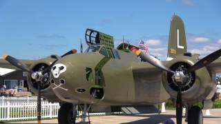 Oshkosh 2017 Monday: AirVenture Begins