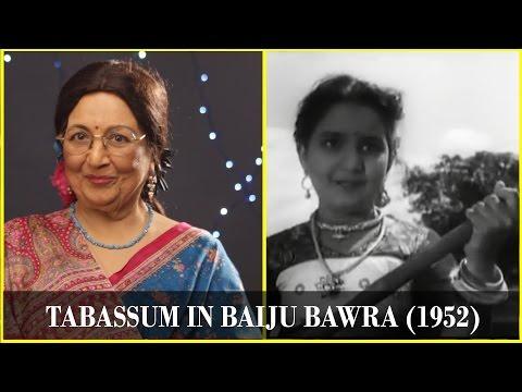 Baby Tabassum | Baiju Bawra (1952) | Tabassum Talkies