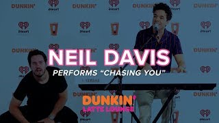 Neil Davis Performs 'Chasing You' Live | DLL