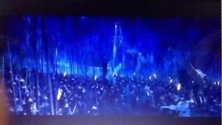 ロード・オブ・ザ・リング 二つの塔   ヘルム峡谷の戦い